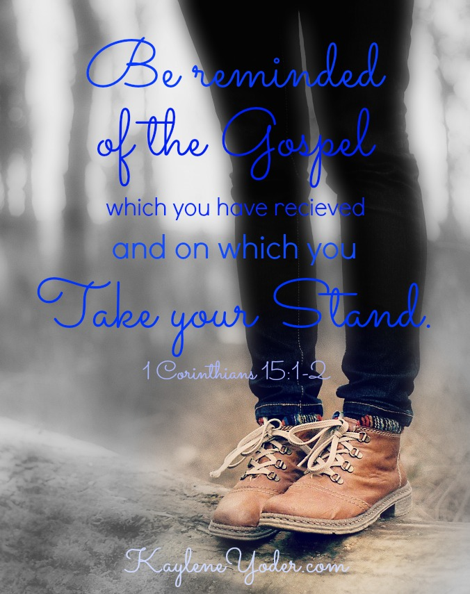 standing on log (Verse)