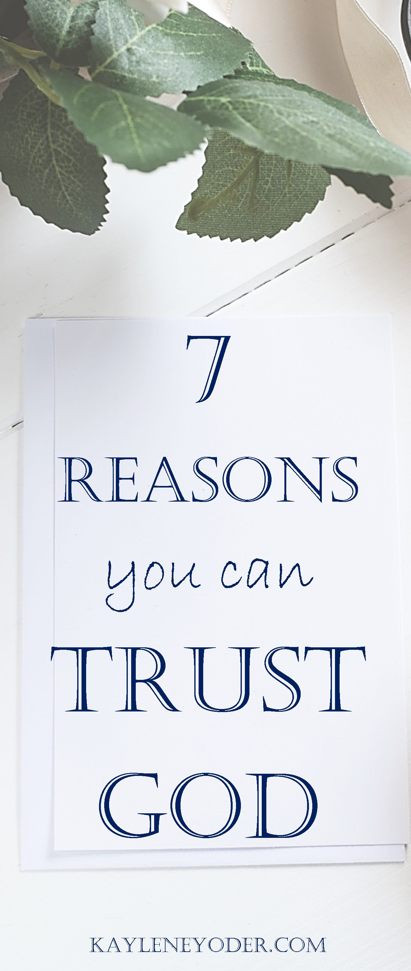 how to get him to trust you