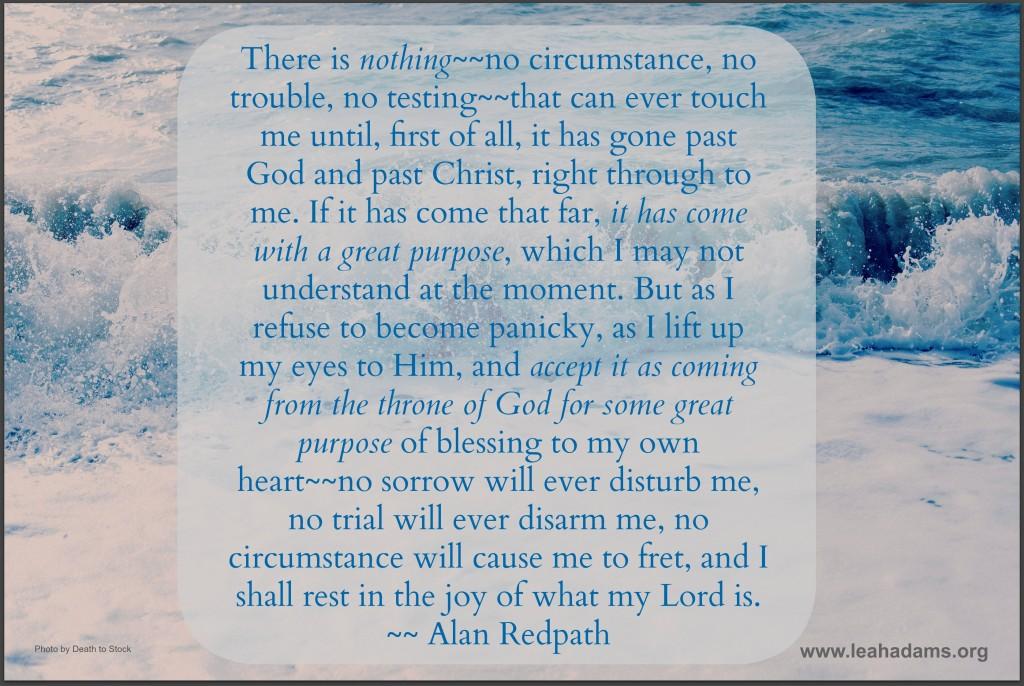 Rest of Joy Quote