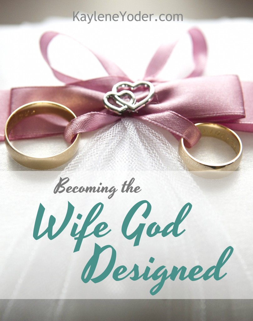 Being a wife is hard sometimes! Loved how relatable and encouraging this article is.