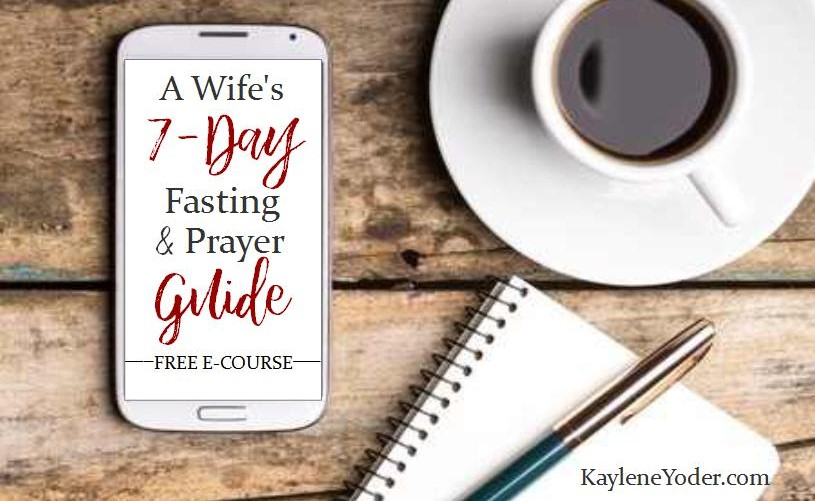 7-day fasting & prayer guide cover fb