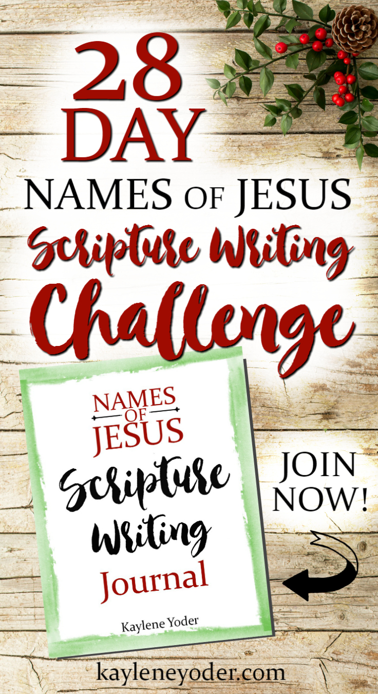 28-day-names-of-jesus-writing-challenge-pin