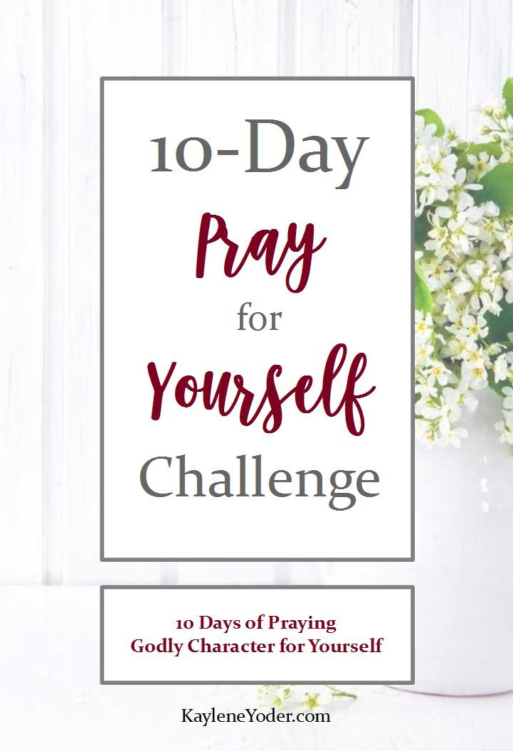 pray-for-yourself-challenge