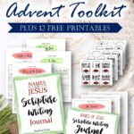 Names of Jesus Advent Pack for Your Family!