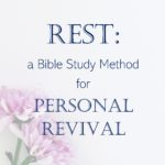 REST Bible Study Method
